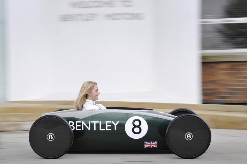 bentley electric
